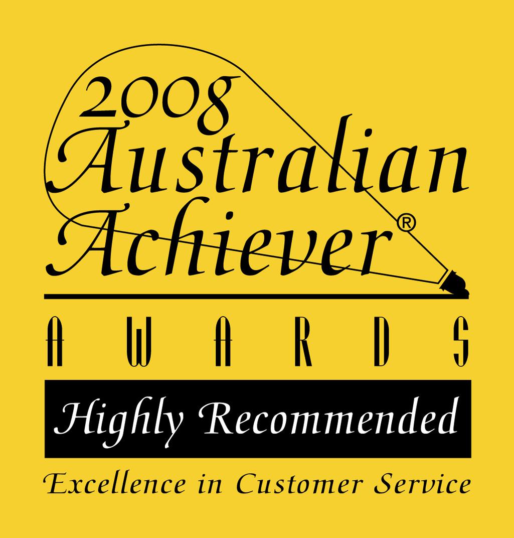 AustAchiever2008_gold
