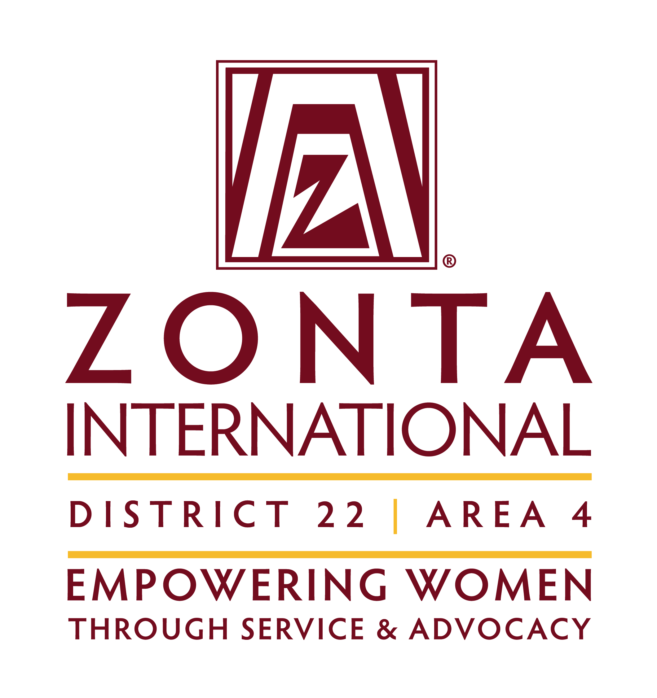 Zonta District 22_ Area 4_Logo_Vertical_Color
